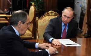 Poutine Lavrov