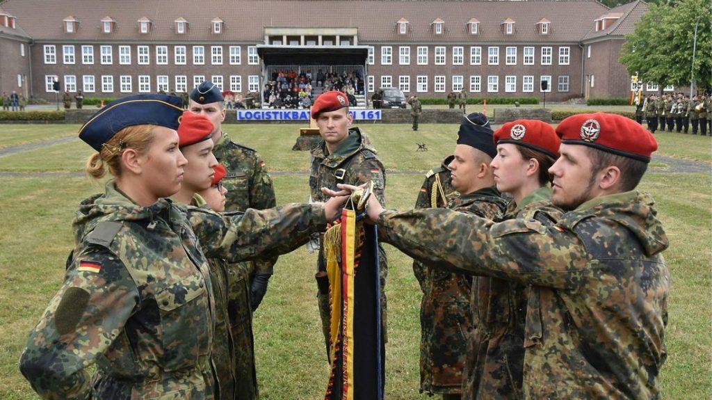 Le futur de la Bundeswehr (J. Crisetig)